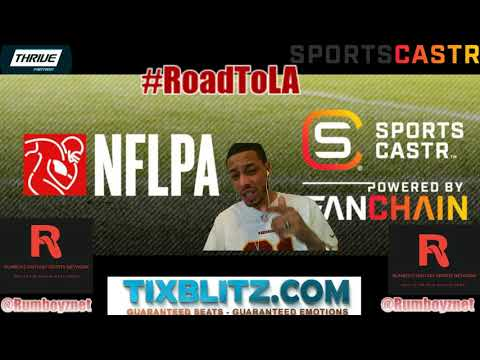 Rumboyz and Rookies! #AllViewsMatter #NFLdraft #NFL
