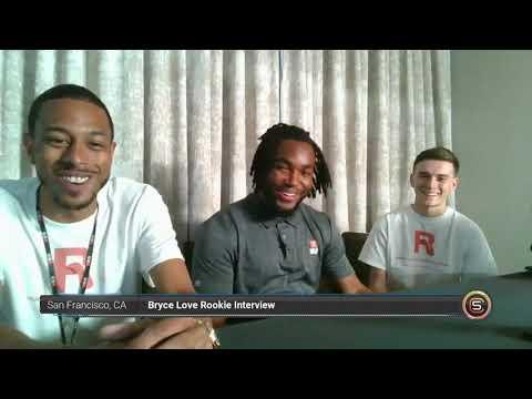NFLPA Rookie Premiere interviews recap!