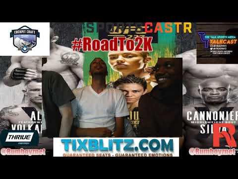 UFC 237 Namajunas vs Anadrade LIVE reactions and play by play! #UFC237 #FightNight