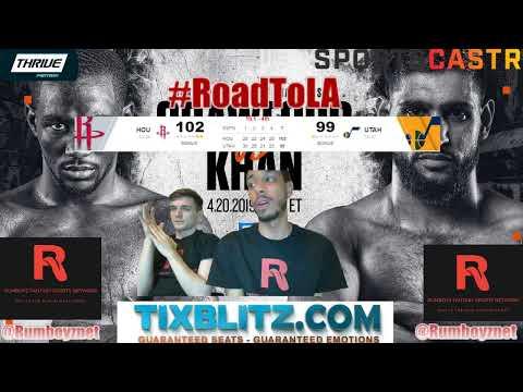 Terence Crawford vs Amir Khan! #Boxing #FightNight #TopRank
