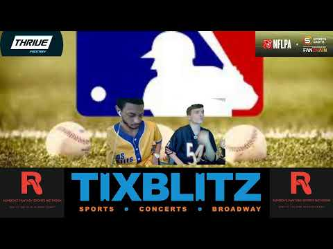 MLB Watch party LIVE reactions and play by play! #MLB
