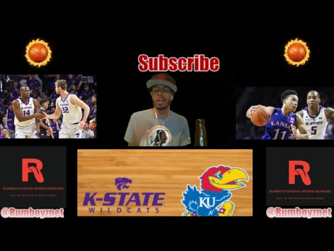 K-State vs Kansas LIVE play by play and reactions!