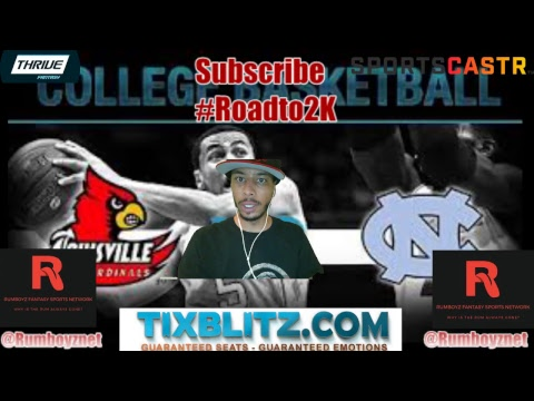 Duke vs UNC LIVE play by play and reactions