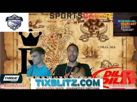Sports Talk and call in show with the Rumboyz! #Rumboyz #SportsTalk