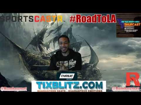 Run up the views for TyeBoogie! #RoadToLA