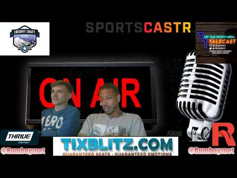Sports talk with the Rumboyz!