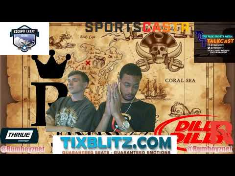 Sports Talk with the RUMBOYZ call in show!