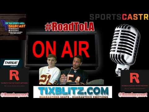 Sports Talk with the Rumboyz! #SportsTalk
