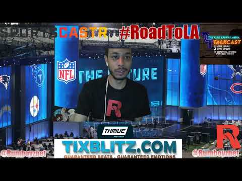 NFL Draft round 2-3 and Warriors vs clippers PxP  #NFL #DraftDay #NBA