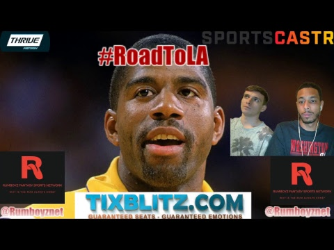 Magic Johnson steps down reaction! #Lakers #NBA