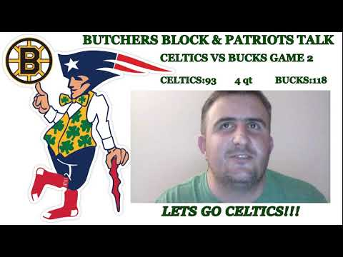 Boston Celtics vs Milwaukee Bucks Game 2 Reaction & Play By Play