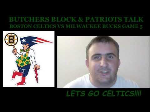 Boston Celtics vs Milwaukee Bucks Game 5 live reaction & play by play