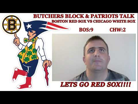 Boston Red Sox vs Chicago White Sox live reaction & play by play