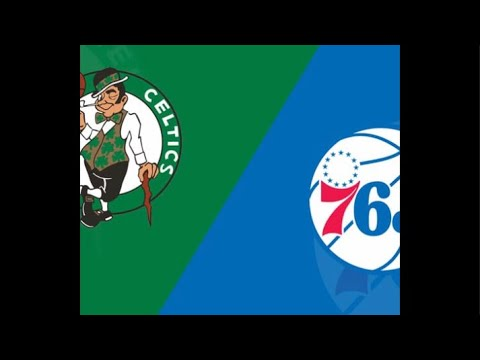 Celtics vs 76ers play by play