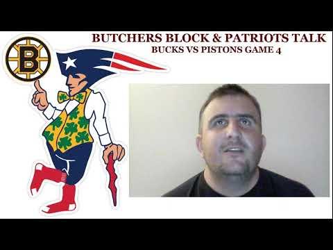 Bucks vs Pistons Game 4 play by play