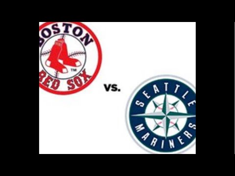 Boston Red Sox vs Seattle Mariners play by play