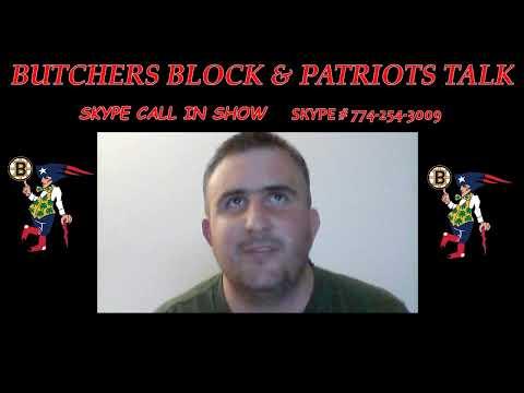 Skype Calln In Show!! Lets talk sports