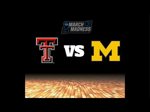 Texas Tech vs Michigan 2nd Half