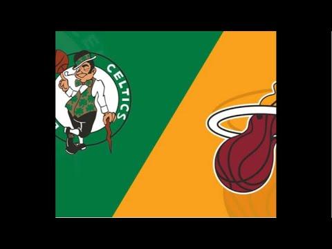 Boston Celtics vs Miami Heat play by play/Thanks for helping me reach 300