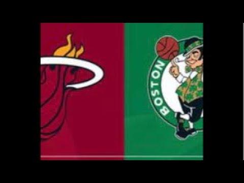 Boston Celtics vs Miami Heat play by play