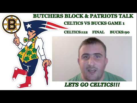 Boston Celtics vs Milwaukee Bucks Game 1 play by play & reaction