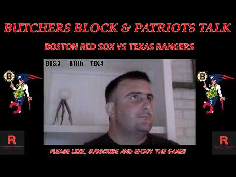 Boston Red Sox vs Texas Rangers live reaction and play by play
