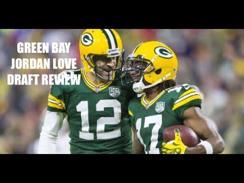 RUMBOYZ Green Bay Packers Draft Recap/Grade