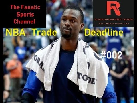 #NBATwitter #NBATradeDeadline Rumboyz and Fanatic Sports Cover the NBA! #002
