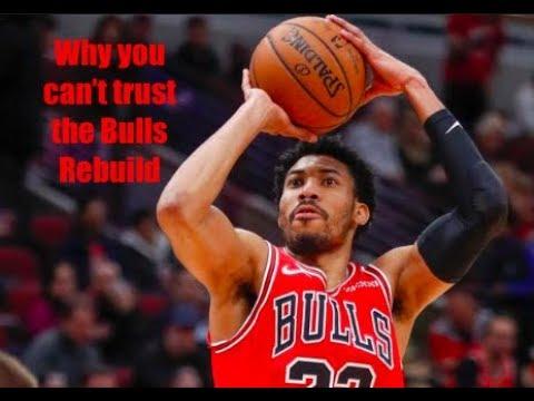 "#FireGarPax Why you can't trust the Bulls ""Rebuild"""