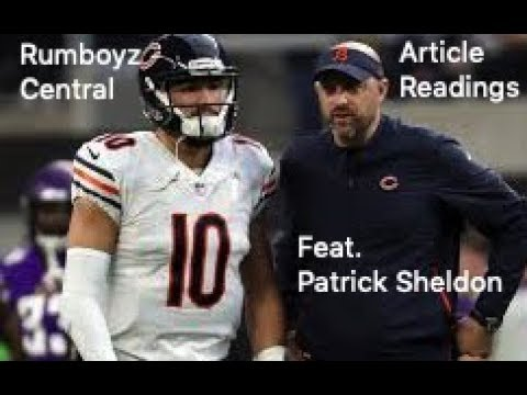 Chicago Bears, 3 Key additions. Article readings 001
