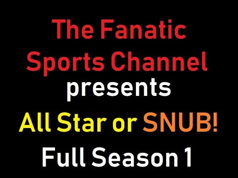 All Star? or SNUB! Full season #AllStar #Voting