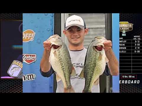 On The Boat!! With Taylor! Episode 1: Bassmasters Championship Day 1 Recap
