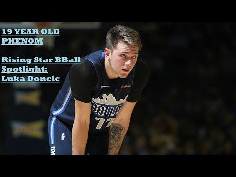 19 Year old phenom! Luka Dončić!