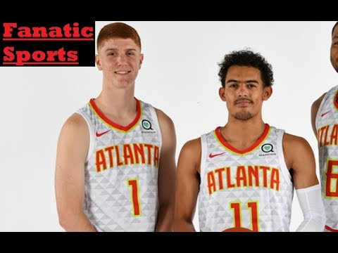 Atlanta Hawks young shooting core