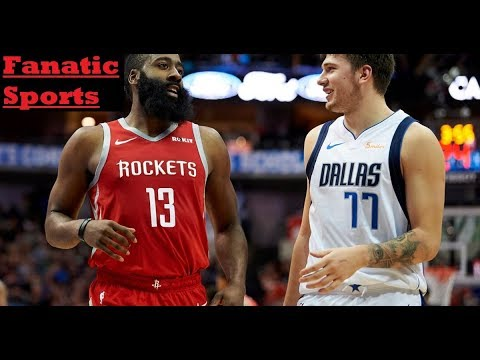 Luka Dončić vs James Harden Duel Reaction!