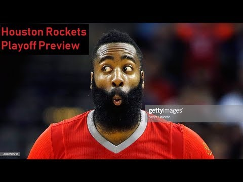 Is this the year for Harden and the Rockets? Houston Playoff Preview