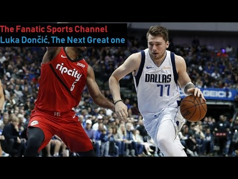 Luka Dončić, The Next Great One #LUKA #NBATwitter