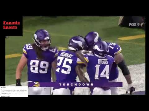 Seahawks Vs Vikings MNF Preview! Fanatic Sports EP: 010