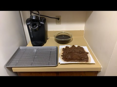 The Butchers Block: Beef Jerky Prep Work
