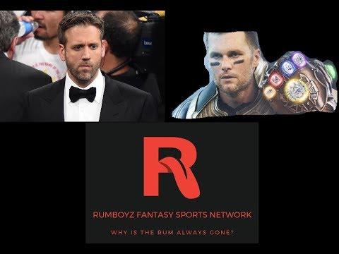 Max Kellerman gets exposed by RUMBOYZ JD