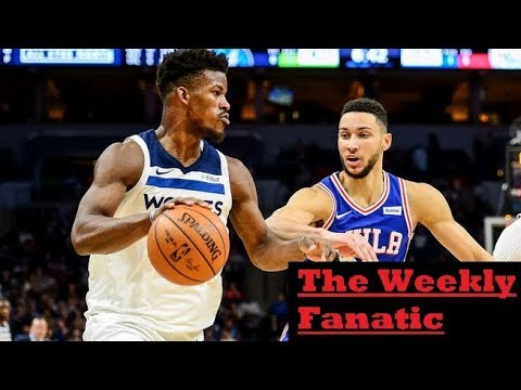 BREAKING NEWS: Jimmy Butler traded to 76ers!