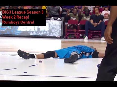 #Big3 Season 3 Week 2 FULL Rumboyz Recap!!