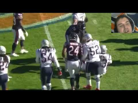 Chicago Bears VS New England Patriots BREAKDOWN