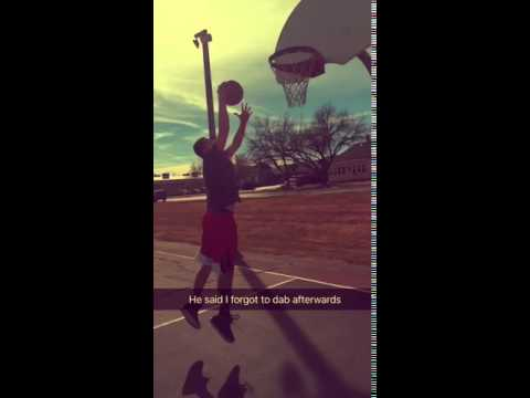 JDBOTTS throwing it down in my first video