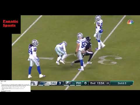 Cowboys Vs Eagles Preview-Fanatic Sports-EP009