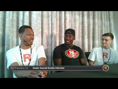 Deebo Samuel Rookie Interview! #NFL #NFL100