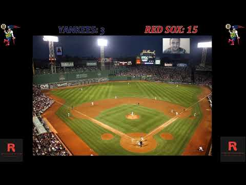 Boston Red Sox vs New York Yankees Live Stream Play By Play And Reaction