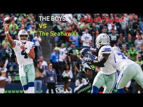 #Cowboys vs #Seahawks #Dak #Zeke #TheBoys #RussellWilson