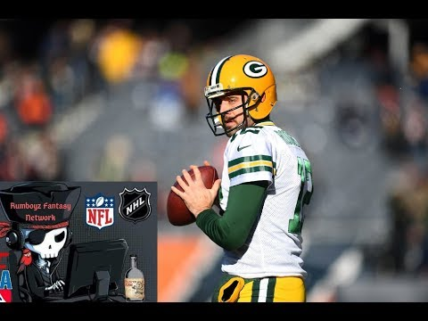 Aaron Rodgers, #5 Fantasy QB 2019 with Bobby from Butcfher's Block