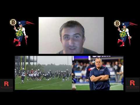 New England Patriots Training Camp Recap